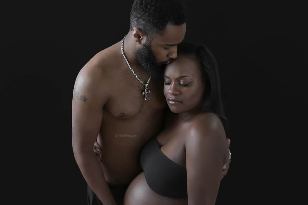Maternity Portrait Studio St. Louis Mo