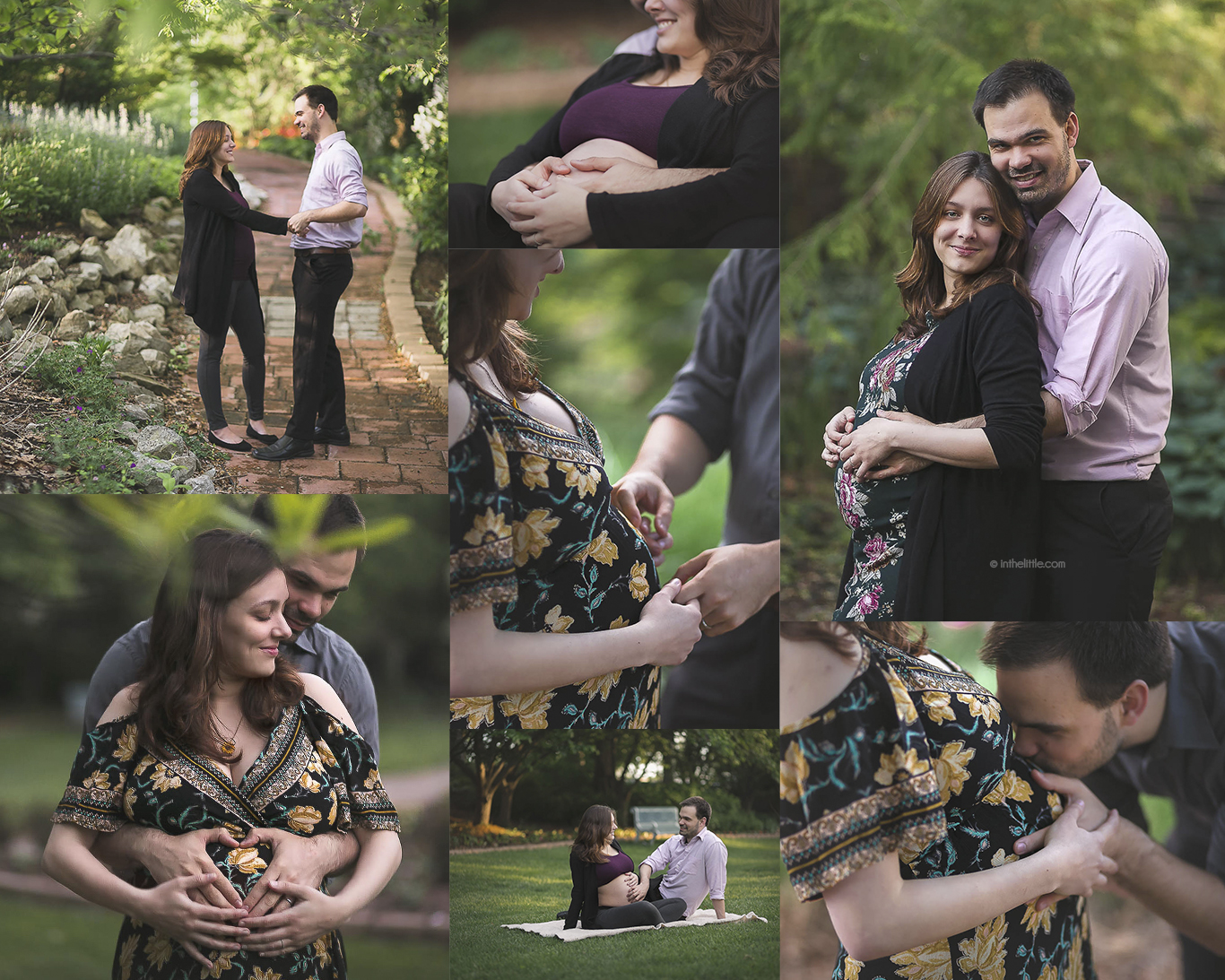Maternity Pictures Saint Louis MO