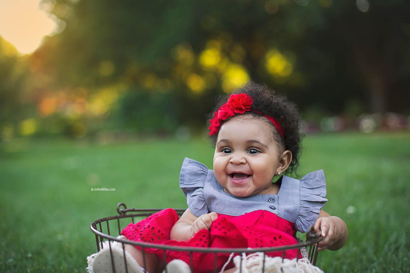 Saint Louis Baby Photographers Lifestyle Pictures