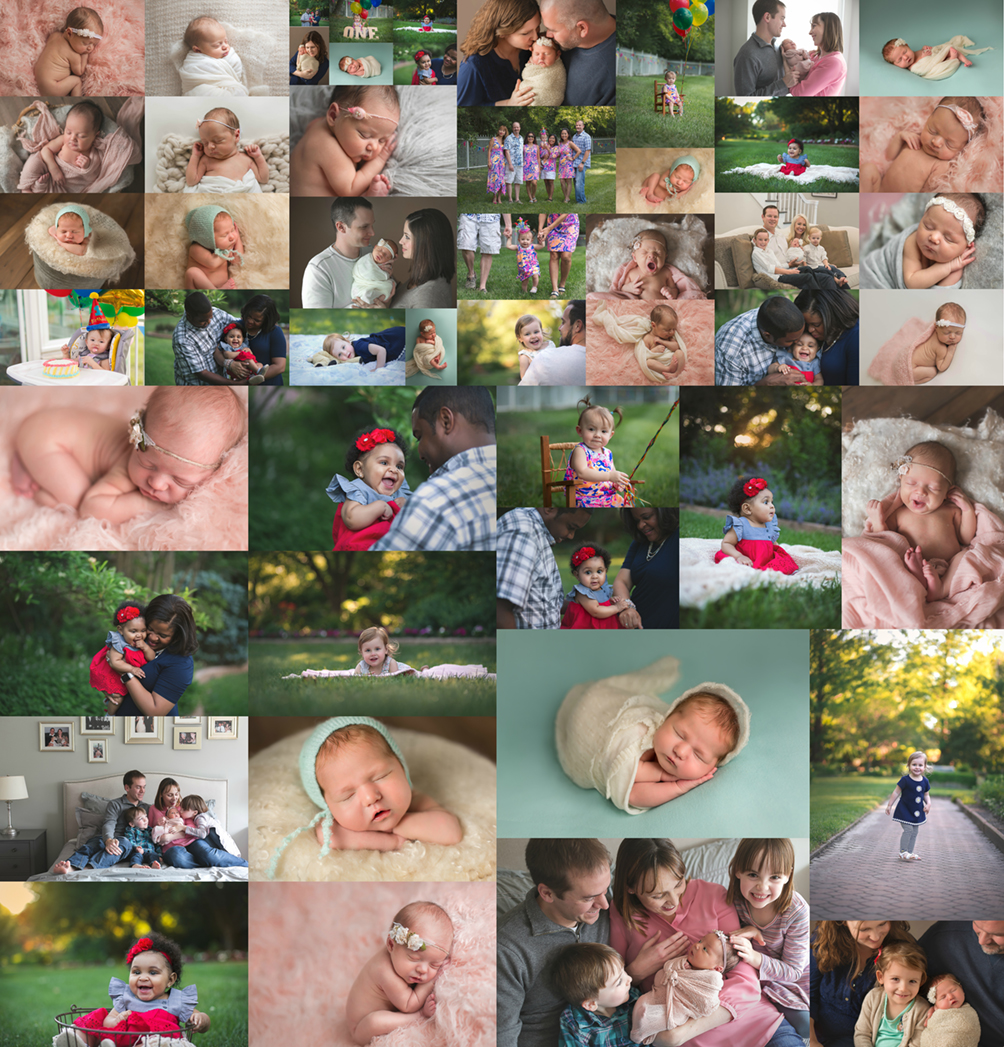 Best Newborn Photographers Portrait Studio St. Charles Missouri