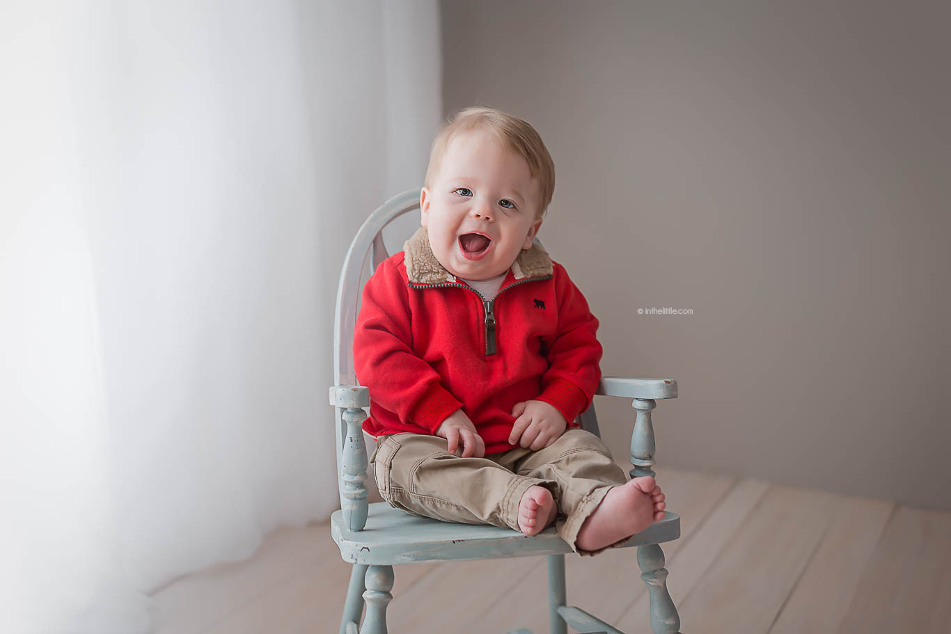 One Year Baby Photographers St. Louis Missouri